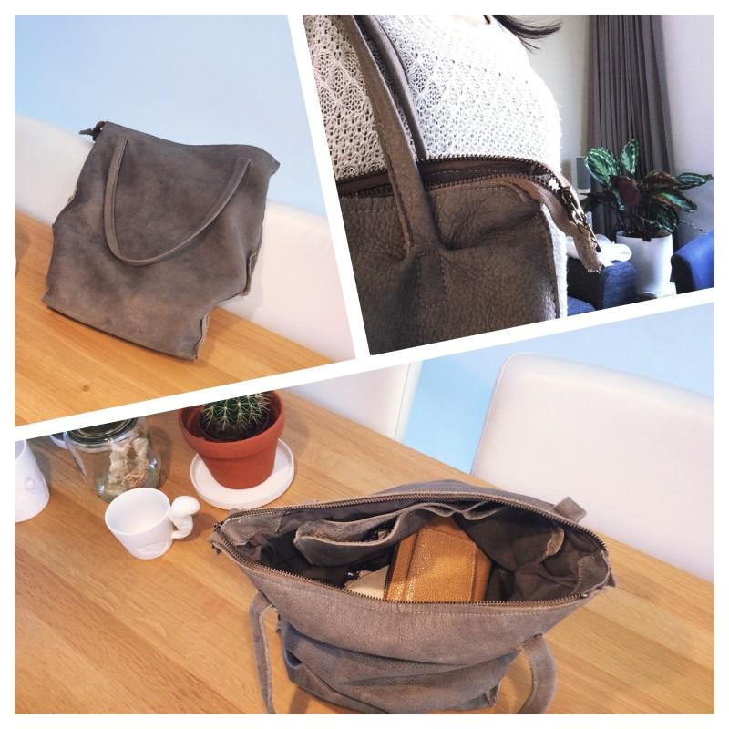 Blog over handgemaakte tassen
